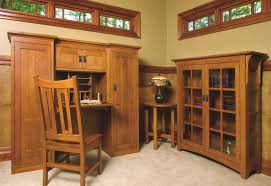 craftsman style furniture home office craftsman with arts crafts bookcase mission image by schrocks of walnut creek arts crafts home office