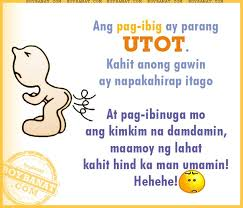 Funny Quotes Tagalog Status | Quotes | Pinterest