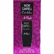 Compare Prices <b>NAOMI CAMPBELL CAT DELUXE</b> AT NIGHT by ...