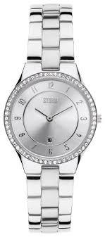 Купить <b>Наручные часы</b> STORM Slim X Crystal <b>Silver</b> по низкой ...