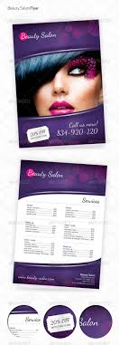 beauty salon a flyer chang e fonts and beauty salons fonts flyersflyers