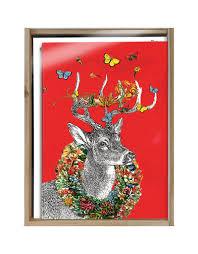 Boxed Cards <b>Boho Deer</b> - Portland Art Museum Store