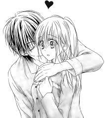 """Résultat de recherche d'images pour """"manga fille amoureuse dessin"""""""