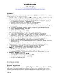 business intelligence analyst resume samples   singlepageresume com    business intelligence resume oracle dba resume sample technical skills