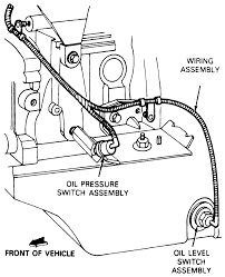 oil pressure sensor wiring diagram oil image solved 1988 ranger 2 3 oil light stays on where fixya on oil pressure sensor wiring