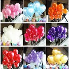 Online Shop 30pcs/<b>50pcs</b>/<b>lot</b> 10 <b>inch</b> Pearl white pink blue rose red ...