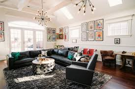decorating ideas vaulted ceiling living