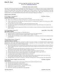 Resume Examples  science resume template biology sample writing