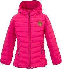 <b>Куртка</b> для девочки <b>Stenna</b>. 17980055, цвет: фуксия - купить ...