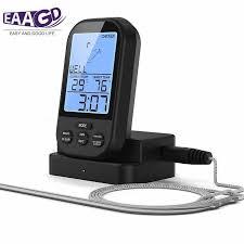 Digital Meat Thermometer Best <b>Waterproof Instant Read</b> ...