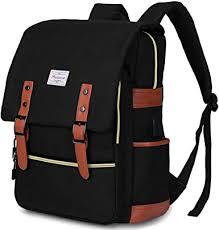 Modoker Vintage Laptop Backpack for Women Men ... - Amazon.com