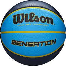 <b>Мяч баскетбольный Wilson Sensation</b> Sr 295 Bkt Bkbl ...