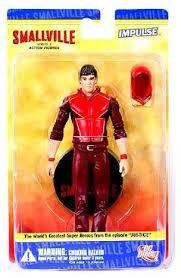 Smallville: Impulse Action Figure by Puzzle Zoo: Toys ... - Amazon.com