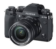 Цифровой беззеркальный <b>фотоаппарат FUJIFILM X-T3 Kit</b> 18-55 ...