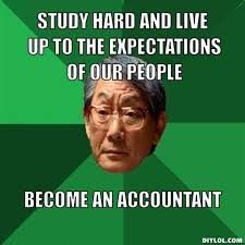 DIYLOL - study hard and live up to the expectations of our people ... via Relatably.com