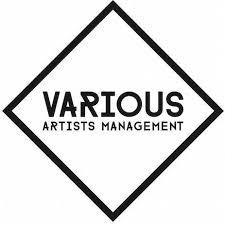 <b>Various Artists</b> Management - Home | Facebook