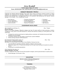 profile in resume sample  seangarrette coprofile in resume sample   how to write a personal