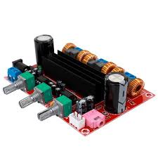 <b>Xh</b>-<b>M139 2.1 Channel</b> Digital Power Amplifier Board 12V-24V 2 ...