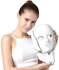 Beauty Instrument,7 Color Beauty Face <b>Skin Rejuvenator</b> LED ...
