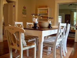 Farm Table Dining Room Set Cream Dining Set Distressed Farm Table Dining Room Distressed
