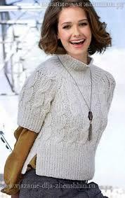 Вязаные платья, туники, длинные <b>свитера</b> и пуловеры | Вязание ...