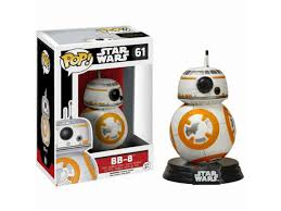 Купить <b>Фигурка Funko POP</b>! <b>Bobble</b>: Star Wars: E7 TFA: BB-8 6218 ...