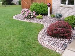 concrete landscape curbing continuous concrete landscape edging bedroommagnificent lush landscaping ideas