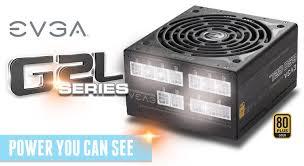 <b>EVGA</b> выпустила <b>блоки питания SuperNOVA</b> 750/850 G2L с ...