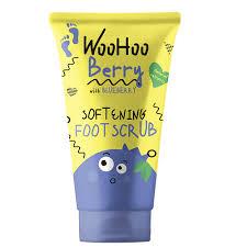 Средства ухода для ног WOOHOO BERRY <b>Скраб для ног</b> ...