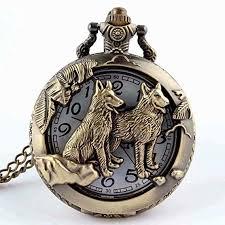 Pocket Watch <b>Unique</b> Vintage Antique <b>Pendant</b> Round Shape Tools*1