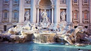 Image result for trevi fountain