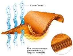 Polartec - виды и свойства