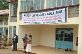 Image result for rongo university college