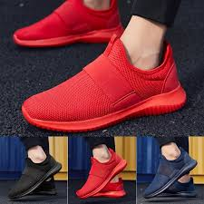 <b>Summer</b> Fashion <b>Men Breathable Mesh</b> Outdoor Shoes Sneakers ...
