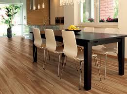 Flooring For Dining Room Best Luxury Vinyl Wood Plank Flooring For Modern Minimalist