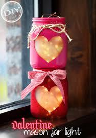 jar crafts home easy diy: all posts in home decor diy valentine mason jar light top easy interior decor craft design project idea