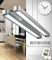 cheap double tube office pendant lamp 90 120cm industrial commercial lighting t5 fluorescent led library cheap office lighting