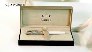 <b>S0947330 Ручка</b>-<b>роллер Parker</b> (<b>Паркер</b>) Sonnet`11 Pearl CT ...