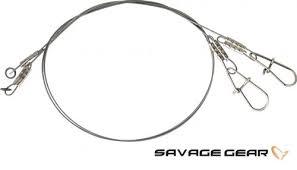 Savage Gear 1x7 Titanium Spin Trace 35cm <b>0.40mm</b> 15kg