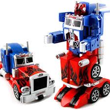 Автобот <b>радиоуправляемый Feng Yuan</b> Optimus Prime 27Mhz ...
