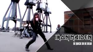 <b>Iron Maiden</b> - Be Quick Or Be <b>Dead</b> (Official Video) - YouTube