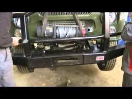<b>Передний бампер</b> РИФ для UAZ Hunter 2012 - YouTube
