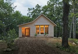 Small Home Plans to AdmireA sq ft  home designed by GoLogic of Belfast  ME celebrates flexible living in a simple floor plan