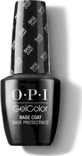 <b>OPI</b> Базовое покрытие GelColor, 15 мл — купить в интернет ...