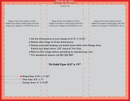 flyer brochure print specifications expresscopy com png