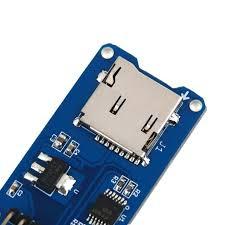 Micro SD Card Module <b>Mini TF Card</b> Read and Write 6pin ...