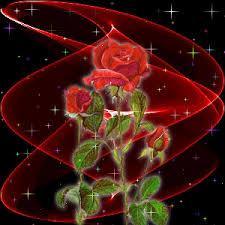Risultati immagini per una rosa nel giardino immagini gif
