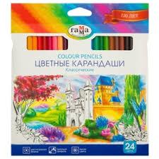 <b>Цветные карандаши ГАММА</b> — купить на Яндекс.Маркете
