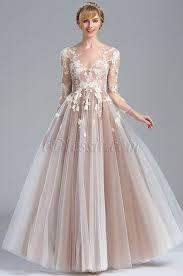 eDressit Elegant <b>Long Sleeves Lace Appliques</b> Fancy Prom Dress ...
