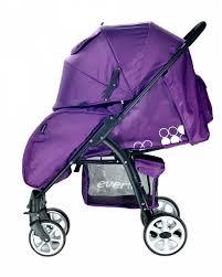 <b>Коляска прогулочная Everflo</b> Friend purple E-460 купить в ...